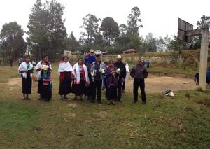 Erstkommunion von Chepe und seinen Schwestern