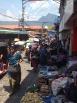 Markt in Santiago de Atitlan