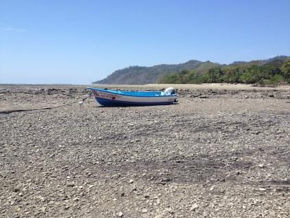 Cabuya, Halbinsel Nicoya Strand bei Ebbe