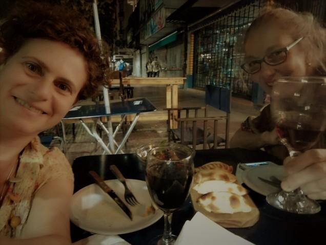 Abendessen in Boedo