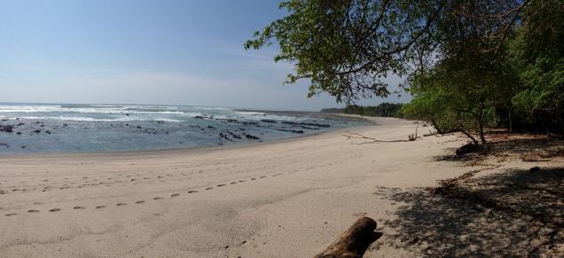 Strand bei Ebbe Halbinsel Nicoya