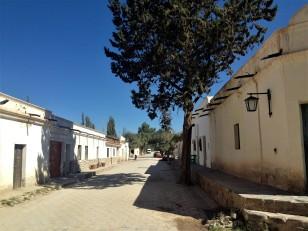 Dorfstrasse in Cachi