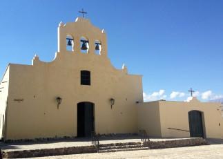 Cachi Kirche