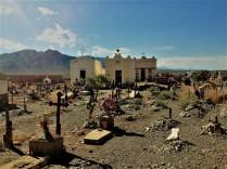 der Friedhof von Cachi