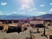 Friedhof von Cachi - ein Ort vollkommener Ruhe