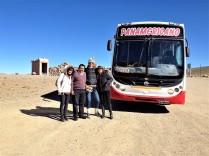 Auf 4000Metern - Grenze Jujuy-Salta
