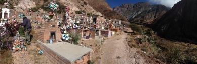 Friedhof Iruya