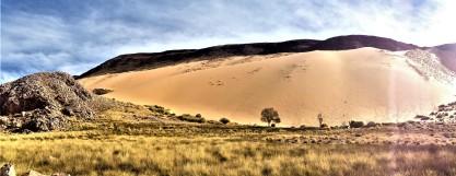 Sanddüne Cerro Huancal
